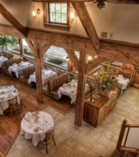 Main dining Room Aerial View