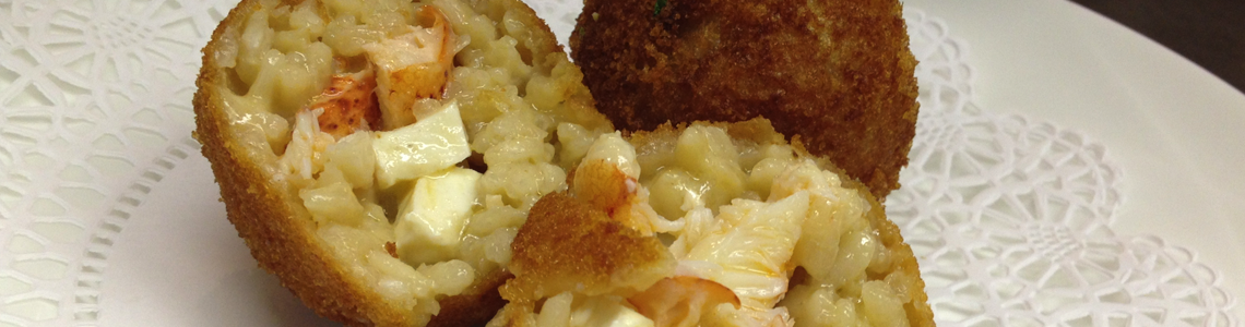 Arancini - Girasole, 10 Year Anniversary, The Plains, VA - Authentic Regional Italian Cuisine