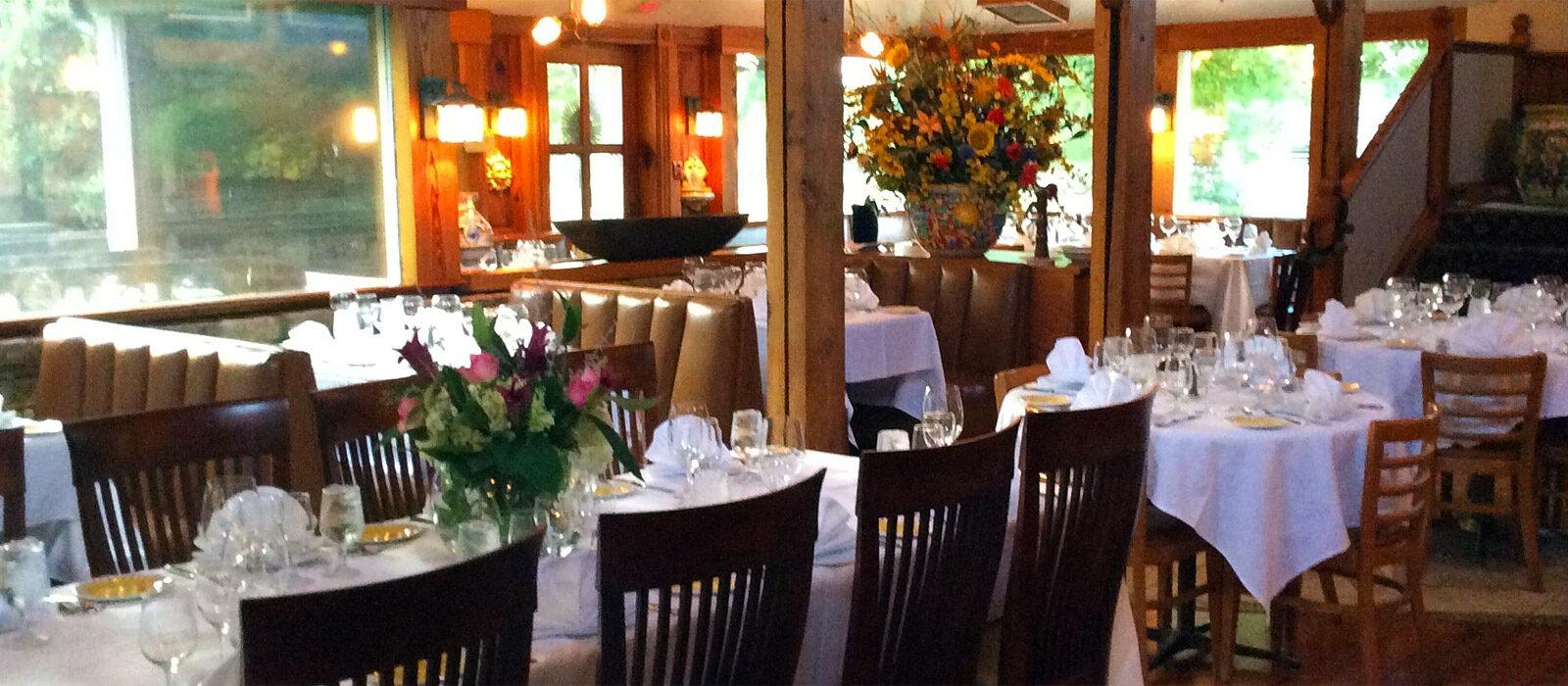Girasole Dining Room